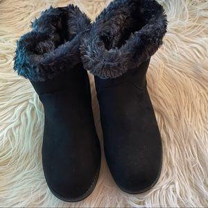 Cat & Jack Girls Boots Sz 3